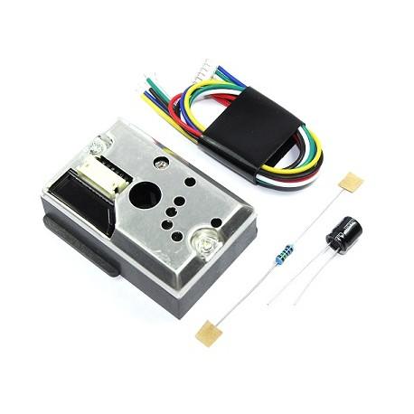 SHARP GP2Y1010AU0F optischer Staubsensor