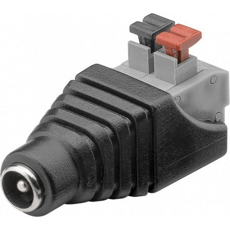 Adapter DC-Hohlbuchse 5.5 x 2.1 mm 2er-Set