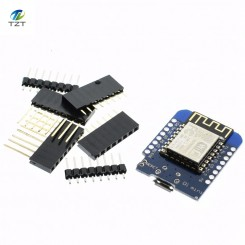Mini NodeMcu 4M bytes Lua WIFI Development Board ESP8266