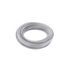 Kupferlitze Kunststoff isoliert 2 x 0,14 mm² 5 m Ring