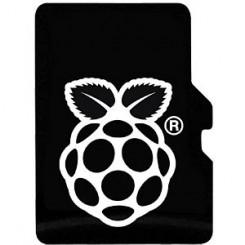 MicroSD-Karte 16GB- vorgeladen mit NOOBS für den Raspberry Pi