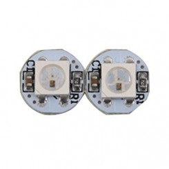 WS2812B RGB LED-Chip Paar