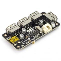 RPI-Zero-Hub 4-Port USB 2.0-Hub für Raspberry Pi Zero