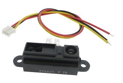 Infrarot Entfernungsmesser Sharp : Sharp sensor