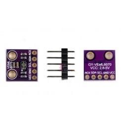 VEML6070 UV-Empfindlichkeitserkennung Licht-Sensor-Modul