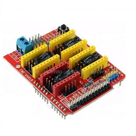 3D CNC Schild für Arduino Uno V3