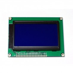 Graphic 128x64 LCD Display Module 12864 ws/bl 5V