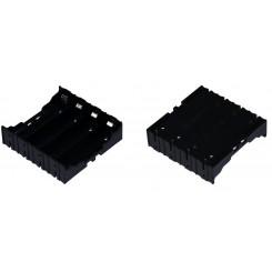 Batteriehalter 4x18650 Parallel