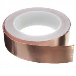 Kupferfolier 30mm einseitig klebend