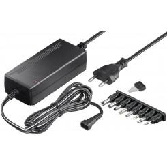 5-15 V Universal-Netzteil 3,0 A inkl. 8 DC-Adaptern
