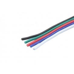 5m 5adriges für RGB LED Streifen 5 x 0,25 mm²