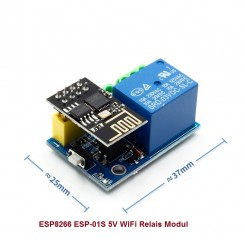 ESP8266 5V WiFi Relais Modul