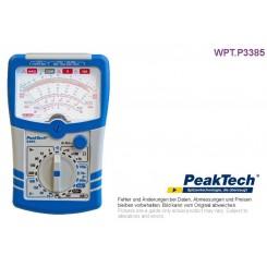 PEAKTECH3385 Analog Multimeter
