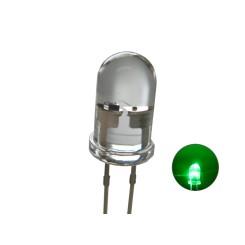 LED blinkend 3mm klar 10-er Pack