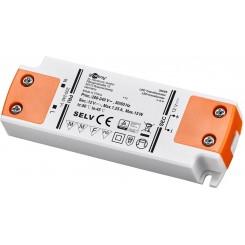 LED-Trafo 15W/12V - 12 Volt DC für LEDs bis 15 Watt
