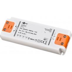 LED-Trafo 50W/12V - 12 Volt DC für LEDs bis 50 Watt
