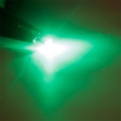 SMD LED Bauform 3528 PLCC2 10-er