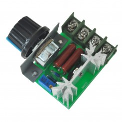 Dimmer 220V 2000Wmax.