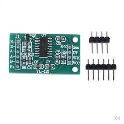 Arduino Digitale Wägesensor mit HX711