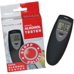 Alkoholtester, Atemluft