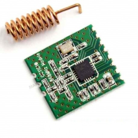 CC1101 868 MHz Wireless Funk Modul