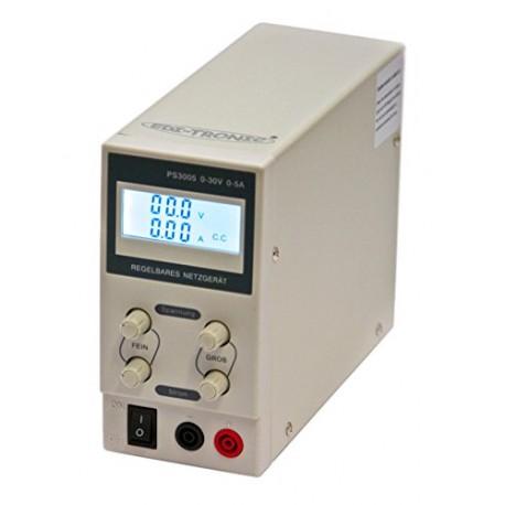 Labornetzgerät 0 - 30V / 0 - 5A