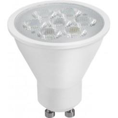 LED-Reflektor, 3,5 W Sockel GU10, ersetzt 27 W, warm-weiß