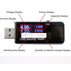 USB 7in1-Tester