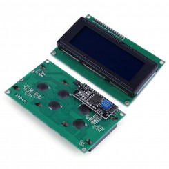 LCD4x20 Display Modul LCD2004 mit I2C