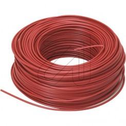 Flexible Leitung 1x0,75mm² sw 10m
