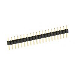 SL1X10G 10pol.-Stiftleiste, gerade, RM 2,0mm