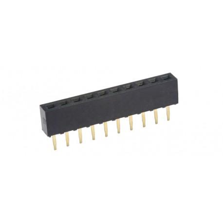 BL1X40G 40pol.-Stiftleiste, gerade, RM 2,0mm