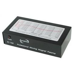 TC-750 Profi Phonovorverstärker schwarz