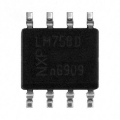 LM75AD NXP Temperatursensor SOIC-8 SMD
