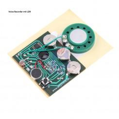 Voice recorder 30 Sekunden LDR