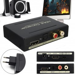 HDMI Audio Extractor Konverter