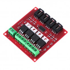 IRF540x4 MOSFET Driver Module 4-fach