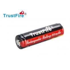 Trustfire 14500 900mAh 3,7V geschützte Li-Ion-Zelle