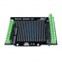 Proto Screw Schild 1,0 Montiert für Arduino