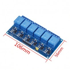 Relaiskarte für Arduino -fach