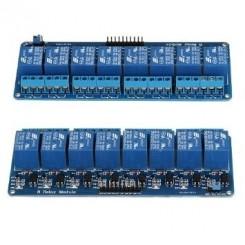 Relaiskarte für Arduino 8-fach 12V