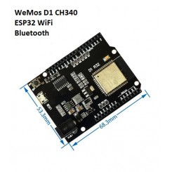 WeMos D1 WiFi+Bluetooth+UNO
