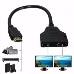 HDMI™ Verteiler 2 fach