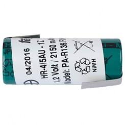 NiMH 4/5A - 1,2V 2150 mAh