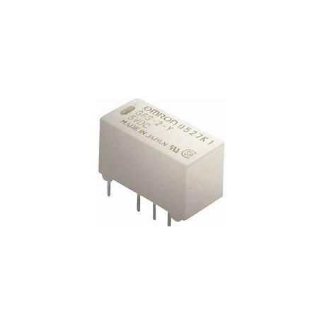 Omron G6S-2 5 VDC Printrelais 5 V/DC 2 A 2x Um