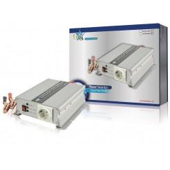 Wechselrichter + USB-Port 12V zu 230V 600W