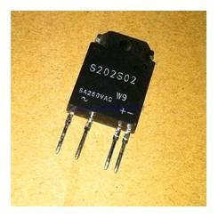 S202S02 Halbleiterrelais 600 V / 8 A