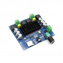 XH-A105 Bluetooth 5,0 Verstärker Board Stereo 2x100W mit AUX Poti
