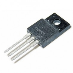 K10A50D Mos-N-Fet 500V 10A TO-220 isoliert