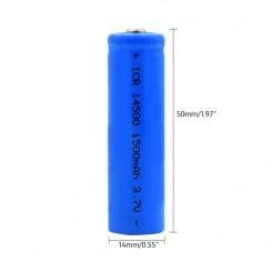 ICR14500 3,7V 1500mAh Lithium Ion